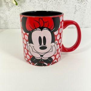 🆕 Disney Minnie Mouse Coffee Mug